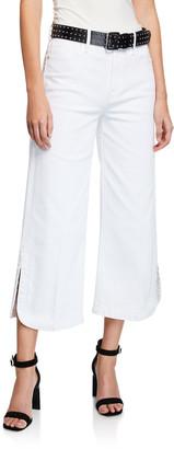 Frame Le Vintage Cropped Pants