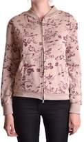 Liu Jo Women's Beige Cotton Sweatshirt.