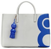 Anya Hindmarch Mothercare Maxi Featherweight Ebury Leather Tote