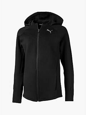 Puma Girls' Evostripe Hooded Jacket