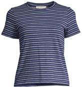 MICHAEL Michael Kors Railroad Stripe T-Shirt