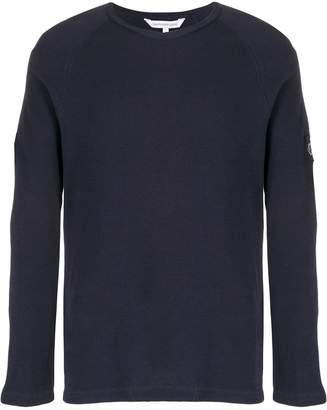 Calvin Klein Jeans waffle knit jumper
