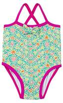 Absorba Baby Girls' Jungle Beach Mkf Swimsuit,18-24 Months