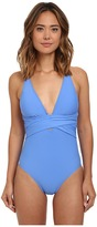 Athena Cabana Solids Soft Cup One Piece