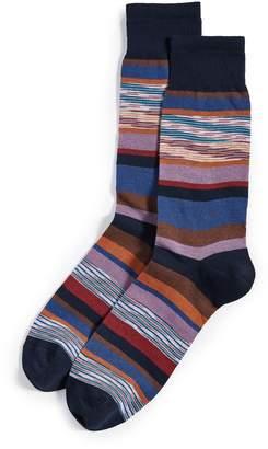 Missoni Straited Striped Socks