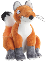 Aurora World The Gruffalo 7 Fox Plush Soft Toy, Orange