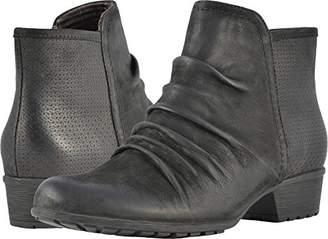 Cobb Hill Women's Gratasha Panel Ankle Boot