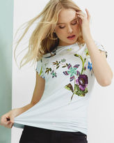 Ted Baker Spring Meadows fitted Tshirt