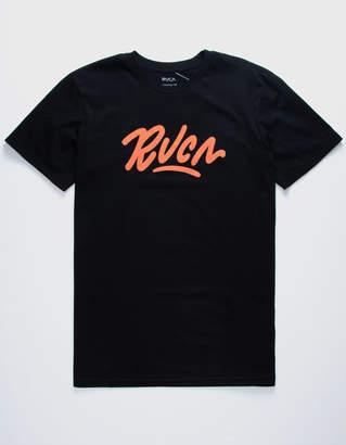 RVCA Flow Mens T-Shirt