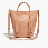 Madewell The Austin Tassel Bucket Tote Bag
