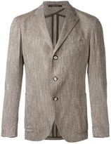 Tagliatore three button blazer