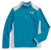 Under Armour Boy's Coldgear Fleece Jacket