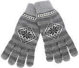Gladys & Pixie Nordic knit gloves