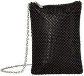 Jessica McClintock Gina (Black) Clutch Handbags