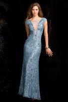Scala 48569 Dress In Slate