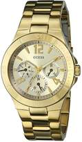 GUESS GUESS? Women's U12631L1 Stainless-Steel Quartz Watch with Dial