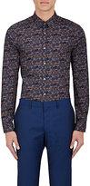 Paul Smith Men's Floral Kensington Shirt