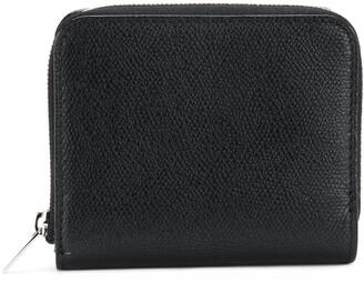 Valextra All Around Zip Wallet