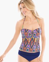Chico's Color Me Bandini Top