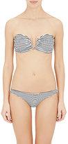 Mikoh Women's Reunion Bandeau Bikini Top
