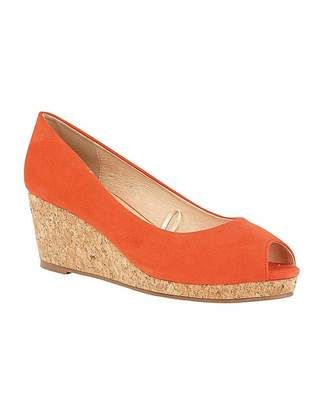 Lotus Odina Wedge Shoes Standard D Fit