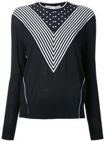 Stella McCartney crew neck jumper - women - Virgin Wool - 44