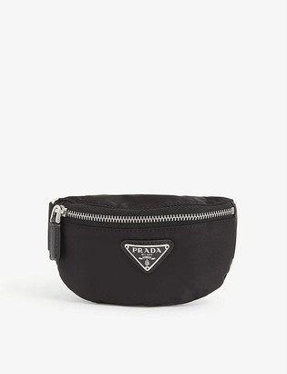 Prada Detachable-arm band nylon arm pouch