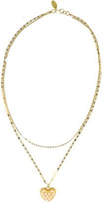 Katerina Psoma Heart Necklace