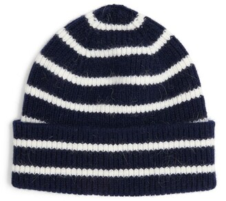 Le Bonnet Wool Knitted Beanie Hat