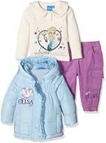 Disney Baby Girls 0-24m Frozen Winter Magic Clothing Set