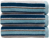 Christy Portobello Stripe Towel - Surf - Bath Sheet