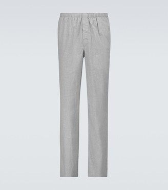 Sunspel Cotton pajama pants