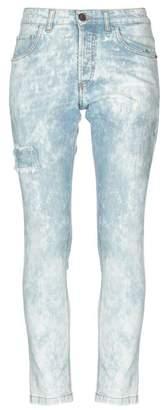 Entre Amis Denim trousers
