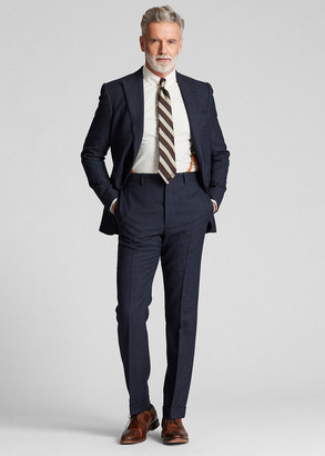 Ralph Lauren Slim Wool Suit Trouser