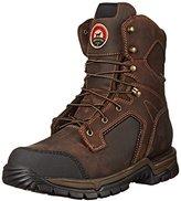 "Irish Setter Men's 83814 8"" Steel Toe Work Boot"