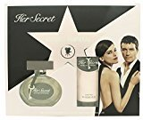 Antonio Banderas Her Secret Gift Set 1.7oz (50ml) EDT + 3.4oz (100ml) Body Lotion