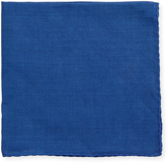 Neiman Marcus Perfect Linen Pocket Square