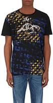 Vivienne Westwood MEN'S MULTI-PRINT COTTON JERSEY T-SHIRT