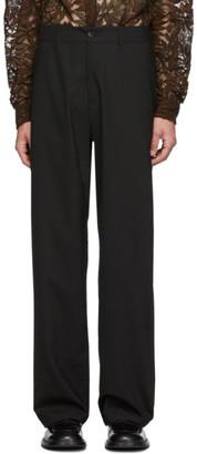 Hope Black Wind Trousers