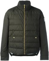 Moncler Gamme Bleu quilted jacket - men - Cotton/Cupro/Polyamide/Goose Down - 1