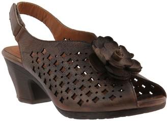 Spring Step L'Artiste by Leather Sandals -Lovella