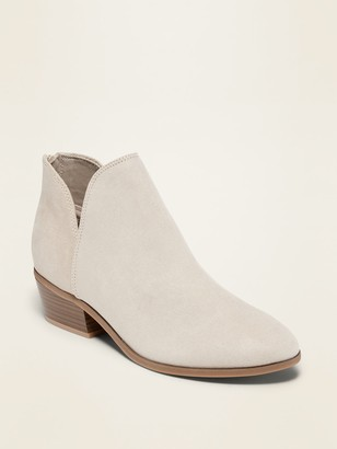 White Suede Boots   Shop the world's