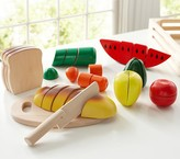 Pottery Barn Kids Wooden Food Set