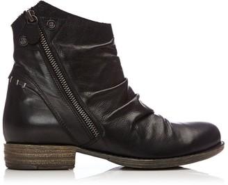 Moda In Pelle Annika Black Leather