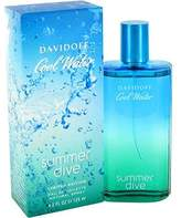Davidoff Cool Water Summer Dive by 125ml / 4.2 oz Edt Spray for Men (Limited Edition )