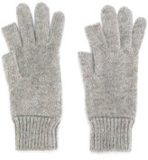 Rick Owens ribbed gloves