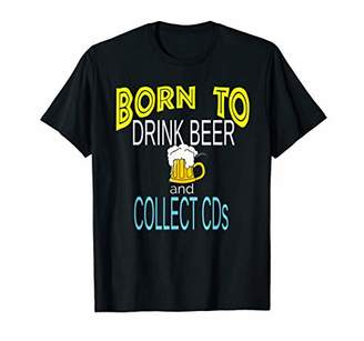 Christian Dior Born To Drink Beer Collection Gift T-Shirt