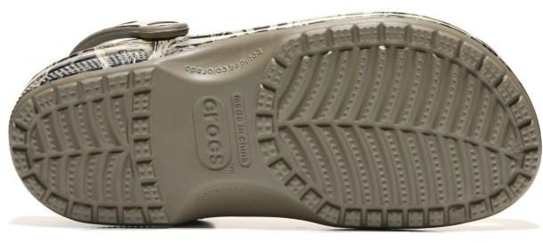 Crocs Men's Classic Realtree Clog