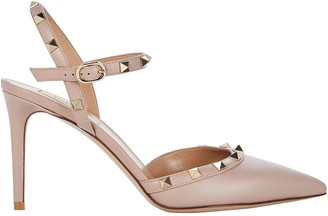 Valentino Rockstud Leather Pump