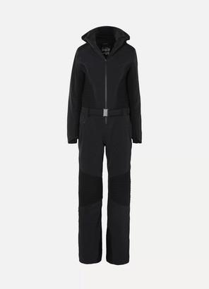 Kjus Sella Belted Ski Suit - Black